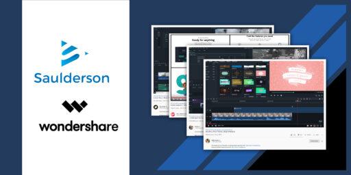 Saulderson Media for Wondershare