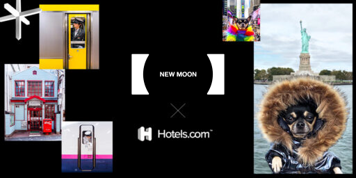 New Moon for Hotels.com