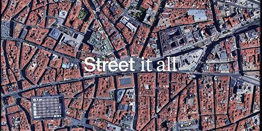 Ogilvy Spain & Zalando x Google Maps 'Street it all'