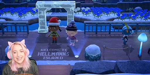 Ogilvy UK: Hellmann's Animal Crossing