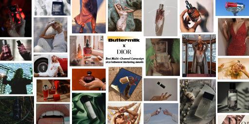 Buttermilk Agency x Dior Brand Fans