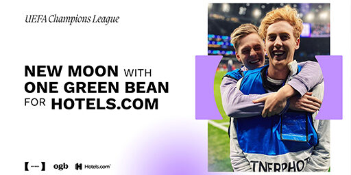 New Moon for Hotels.com – Match Day Rituals